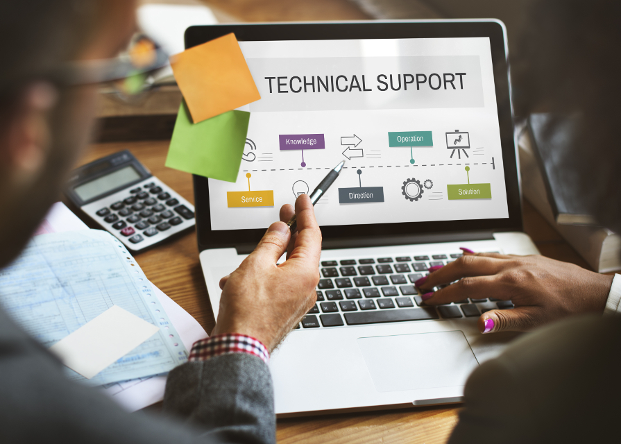 We highlight some of the most common issues that the Link ICT support team receives and how we help to resolve them.